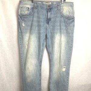 Echo UNLTD Hang em High Straight Fit Jeans 42/34